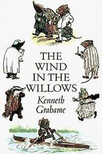 The Wind in the Willows Hardcover Kenneth Grahame