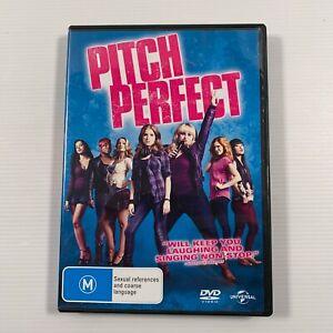 Pitch Perfect (DVD, 2013) Anna Kendrick Rebel Wilson Region 2,4