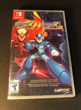 Mega Man X Legacy Collection 1 + 2 [ 8 Games in 1 Pack ] (Nintendo Switch) NEW