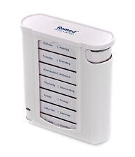 Wochendispenser Pillenbox 7 Tage Romed Tablettenbox wei�Ÿ