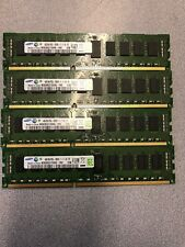 SAMSUNG 16GB (4X4GB) DDR3 12800 ECC RAM ***ONLY*** FOR DELL PRECISION T3600