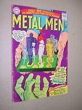 METAL MEN. ROBOTS FOR SALE. No.16. 1965 DC COMIC.