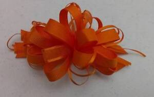 """Girl's Hand Made 4"""" Hair Bow with Alligator Clip  ~ Fast FREE Shipping #H23"""