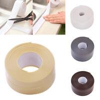 Kitchen Bath Wall PVC Sealing Strip 38MM Self Adhesive Sink Edge Tape Eyeful