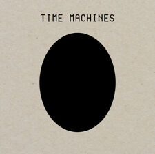 COIL Presents Time Machines 2xLP BLUE SEALED nurse with wound current 93 cyclobe