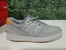 New New Balance Golf- 574 Greens Shoes Size 9.5 Medium Gray