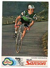 CLAUDIO BORTOLOTTO SQUADRA SANSON CICLISMO CYCLISME CYCLING BICICLETTA