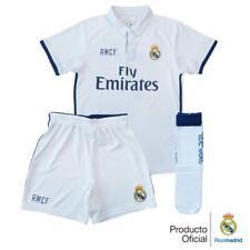 Conjunto Kit 1ª Equipacion REPLICA Oficial REAL MADRID Ronaldo TALLA 14