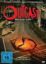 Outcast - Season 1 - 4 DVD Box