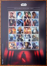 GB 2017 Star Wars Composite Collectors Sheet NK84