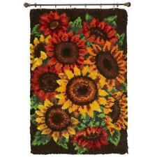Herrschners® Sunflower Latch Hook Kit