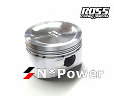 ROSS FORGED PISTONS & RINGS 020 for NISSAN SR20DET 2.0L TURBO 180SX 200SX SILVIA
