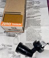 JUNO TRAC-MASTER T401BL MINIATURE LOW VOLTAGE SPOTLIGHT ADJUSTABLE track Light