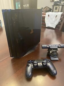 Sony PlayStation 4 Pro 2TB 500 Milion Limited Edition Console