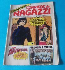 CORRIERE DEI RAGAZZI nr. 20 del 1974