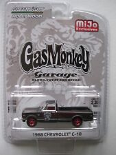 1968 Chevrolet C-10 Truck GAS MONKEY GARAGE - Fast n Loud ** Greenlight 1:64 OVP