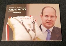 Monaco 2 Euro Pattern 2006, Essai-Probe-Prova-Pruba-Prototype-Specimen