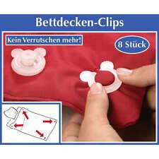 Betten-Clips,