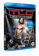 Official WWE - TLC 2016 (Tables, Ladders & Chairs) Event Blu Ray
