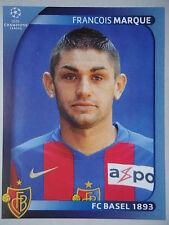 Panini 116 Francois Marque FC Basel UEFA CL 2008/09