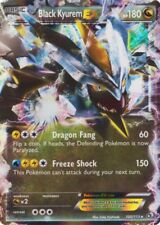 Pokemon: Black Kyurem-EX - 100/113 - Rare Holo EX - Legendary Treasures