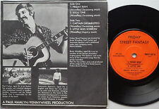 BRUCE WOODLEY Friday Night Fantasy EP 1968 Folk/Psych AUSTRALIA Original SEEKERS