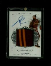 J.R. Smith Flawless STAR SWATCH SIGNATURES #/20! ON-CARD Patch Auto! Cavaliers!