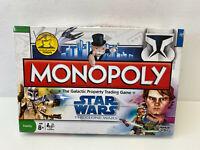 Monopoly Star Wars von Parker The Cone Wars Edition Gesellschafts Brett Familien
