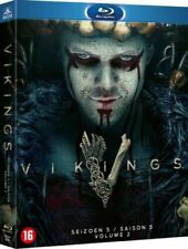 Vikings SAISON 5 PARTIE 2 COFFRET BLU RAY VERSION FRANCAISE INCLUSE