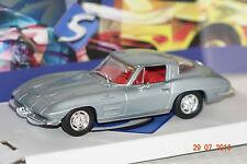 Chevrolet Corvette C2 1963 silber 1:43 Solido neu & OVP 4400800
