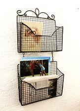 zeitungsst nder halter aus metall f r flur diele ebay. Black Bedroom Furniture Sets. Home Design Ideas