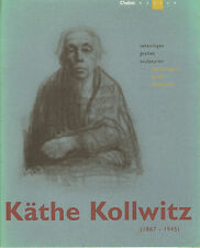 KÄTHE KOLLWITZ (1867-1945) - TEKENINGEN/GRAFIEK/SCULPTUREN- Jisca Bijlsma