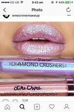 Lime Crime Glitter Lipsticks
