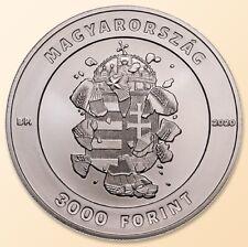 Hungary 3000 forint 2020 Freedom 30 Years 30 Éve Szabadon Huge Coin BU
