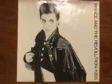 """Prince and The Revolution - Kiss b/w Love Or Money 1986 7"""" NEAR MINT 45 LP w/PS"""