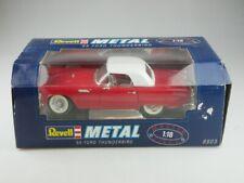 Revell 1/18 55´ Ford Thunderbird rot weiss Master Piece diecast 8803 Box 515671