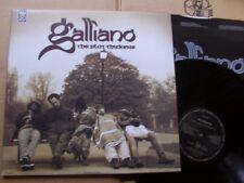 Galliano, The Plot Thickens DLP M (-) M -/M (-) 2xois/M (-) M (-) Talkin Loud Rec. UK