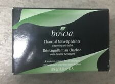 Boscia Charcoal Makeup Melter Cleansing Oil- Balm 3 oz Fresh Authentic NIB