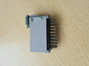 Plessey Jones Style 19 Way Plug 159 Series Quad 50E and Others  74/10/1901/10