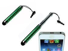Touch Pen Eingabe Stift Grün für iPhone HTC Samsung iPad ipod Apple Tablet Tab