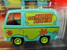 JOHNNY LIGHTNING SCOOBY DOO MYSTERY MACHINE VAN HOLLYWOOD ON WHEELS COLLECTIBLE