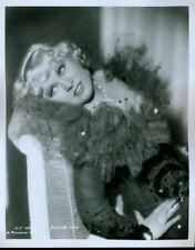 "Mae West 8x10"" Photo From Original Negative #N817"