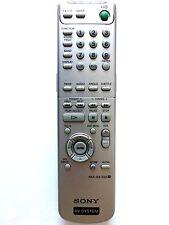 SONY DVD HOME THEATRE REMOTE RM-SS300 for DAVS30 DAVS80 DAVS300 DAVS800 DAVL8100