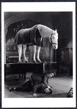 CPV413 CARTE POSTALE NEUVE du film WRONG AGAIN DE 1929 - LAUREL ET HARDY