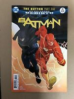 BATMAN #21 THE BUTTON INTERNATIONAL COVER 1ST PRINT DC COMICS (2017) FLASH