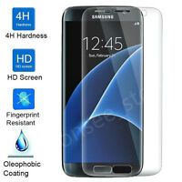 For Samsung Galaxy S7 Edge Tempered Glass Film Genuine 9H LCD Full Coverage Film