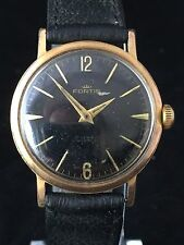 Goldplated Mechanical Fortis Watch 2251 AS1538-1539 Caliber