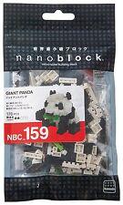 Nanoblock Giant Pandar 170 Pcs Building Kit NBC-159