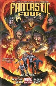 Fantastic Four Volume 3: Doomed (Marvel Now) (English) Paperback