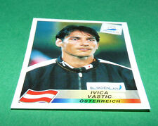 N°153 IVICA VASTIC ÖSTERREICH PANINI FOOTBALL FRANCE 98 1998 COUPE MONDE WM